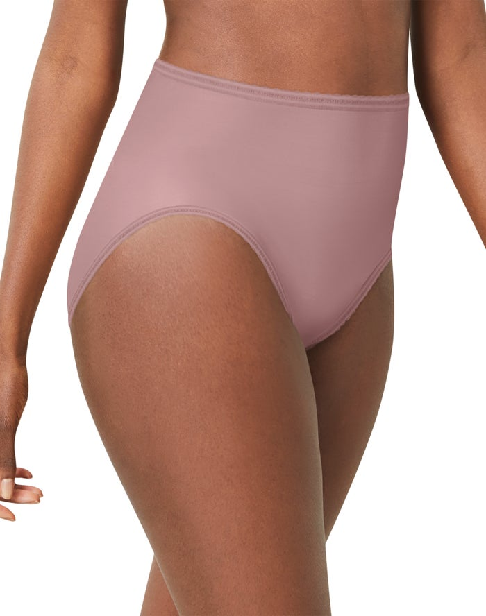 Invisible Look Seamless Hi-cut Panties